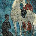 Vũ cao đàm (1908-2000), l'adieu, 1964