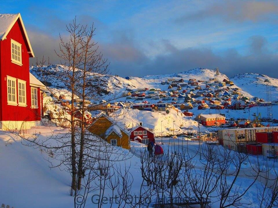 qaqortoq groenland