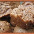 Muffins pralinoise