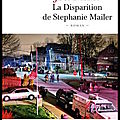 La disparition de stephanie mailer - joël dicker - editions de fallois