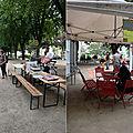 Quartier Drouot - Sur la place du Dr Hauger...