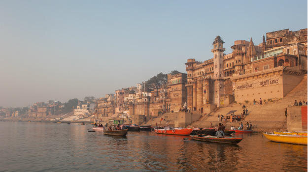 Ghat-Varanasi