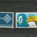 timbres oblitérés DU MONDE