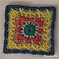 Granny square by simply crochet #19