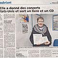 <b>Livre</b> et CD : Maryvonne Hellec cultive l'oeil et l'oreille