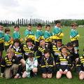 équipe des jeunes de fontenay