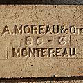 Moreau à Montereau