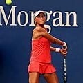 Roland Garros : Sofia Kenin fait un tabac sur le court de tennis