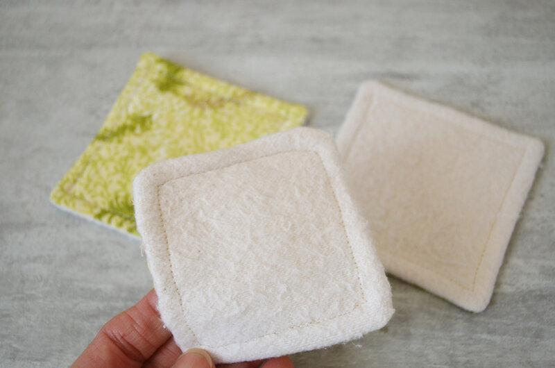 Lingettes à démaquiller maison-DIY-La chouette bricole (10)
