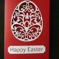 Oeuf de Pâques b