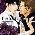 <b>Manga</b> Beast & Feast de Norikazu Akira