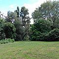 Promenade au parc des berges du Nooord de Bordeaux!!!!