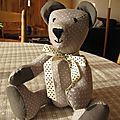 L'ours de mon enfance