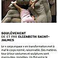 Avis de turbulences #8 - elizabeth saint-jalmes