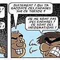 <b>30joursdeBD</b> : LE TRESOR.