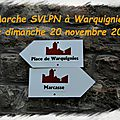 WARQUIGNIES le 20/11/2016