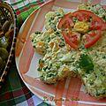 Macedoine de legumes