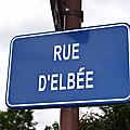 Une rue d'Elbée aux Herbiers
