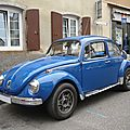 VOLKSWAGEN Coccinelle VW 1302 L Molsheim (1)