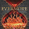 {cover reveal} - everless#2 : evermore, sara holland
