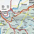 entre Bellegarde et Saint-Julien