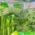 Verre en vers verts (captaine lili)