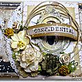 Mini album kit de septembre de