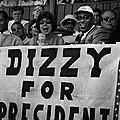 22 septembre 1963 : <b>Dizzy</b> President !
