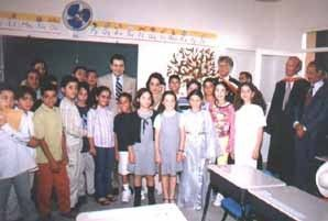Opening american school in Morocco
