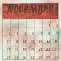 L-mois de novembre-2