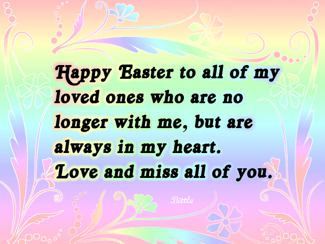 easter 2018 ginny