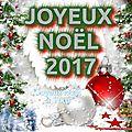 z. MONTAGES du BLOG : Noël 2017