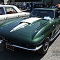 <b>Chevrolet</b> <b>Corvette</b> Sting Ray 427 coupe-1967
