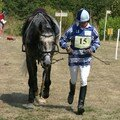 Hugo et Loustic de Quiesce - CdF Cadet - Lignieres 2006