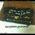 Muffin coeur oréo et beurre de cacahouète