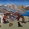 Art tibétain 🕉 ♥
