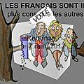 Les français plus cons qu'il y a 10 ans !