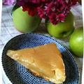 Tarte tatin façon tarte aux pommes