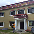 Visite de l'école International <b>Tibetan</b> School, Siliguri, Inde