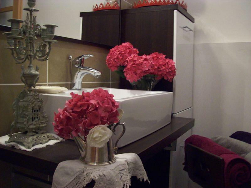 salle de bains (ancienne laiterie)
