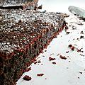 Fondant régressif - ultra fondant - au chocolat noir