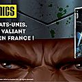 Valiant en kiosques