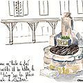 Puits Place centrale Lautrec