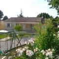 Agrandissement d'une villa par surélèvation ( Laure / Gignac-la-Nerthe,13 )