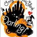 Livre : only in new york, darling! de virginie sommet