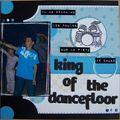 king of the dancefloor - scraplift en chaine scrapzamies