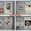 Daily <b>december</b> : pages 5,6,7 et8