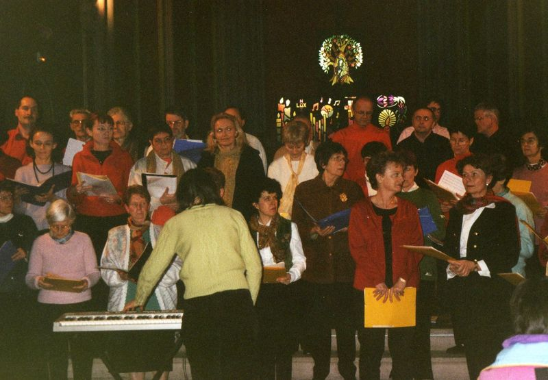 repetition concert 2003
