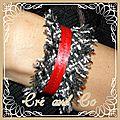 Bracelet inspiration chanel