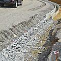 Construction de la route kumba-mamfé. 54% d'avancement des travaux sur le lot 1, kumba- bakwa supe –kumbe bakundu-nfaitock